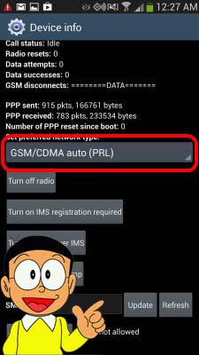 Cara Mudah mengubah mode Jaringan Android dengan Kode - imron22.com