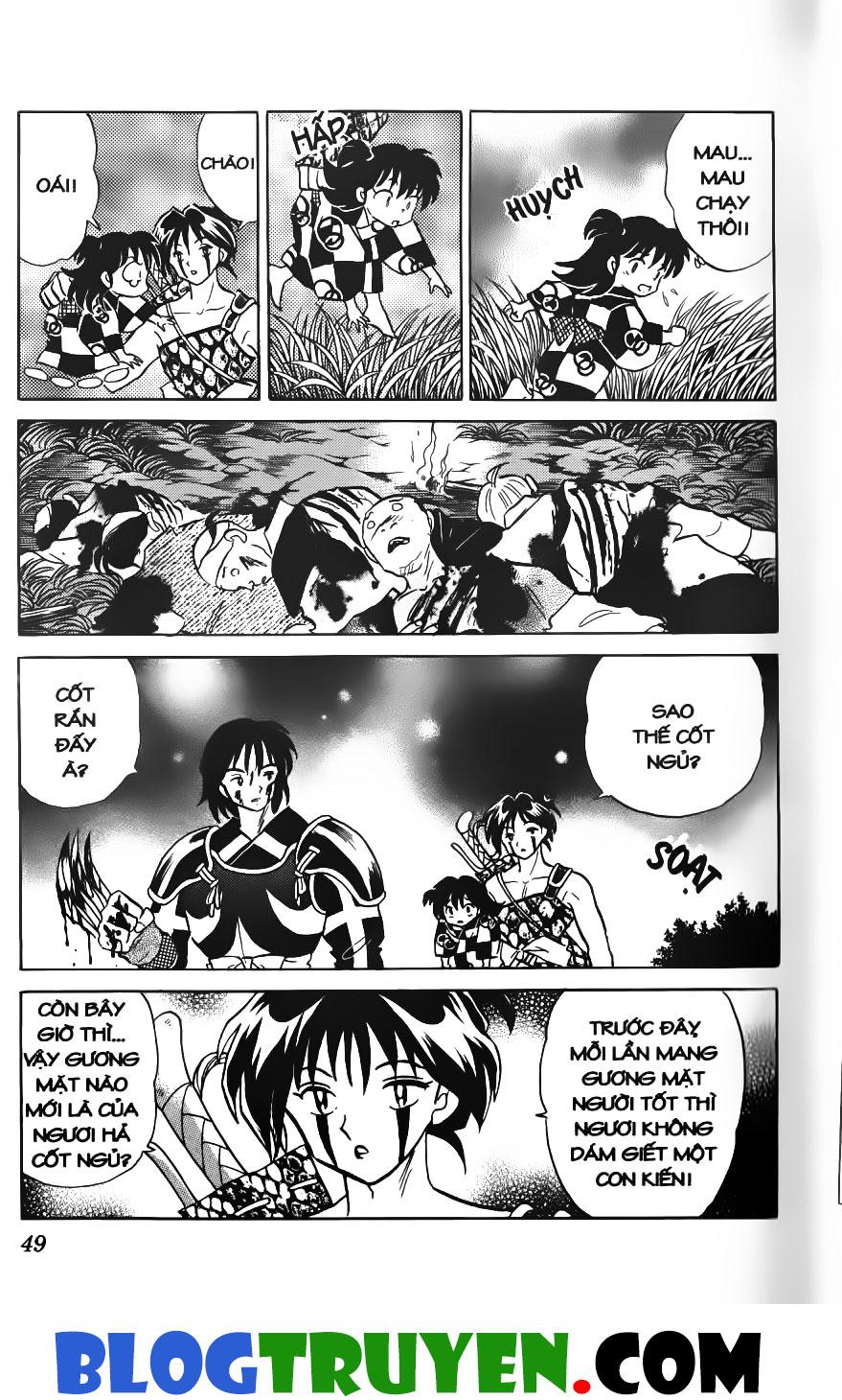 Inuyasha vol 27.3 trang 8