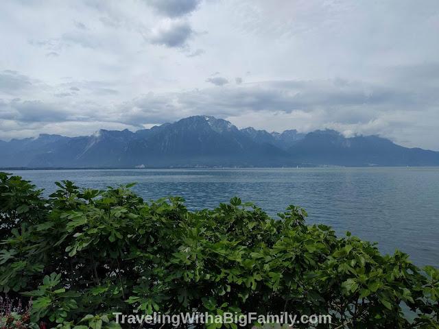 Western Switzerland Lake Geneva aka Lac Léman