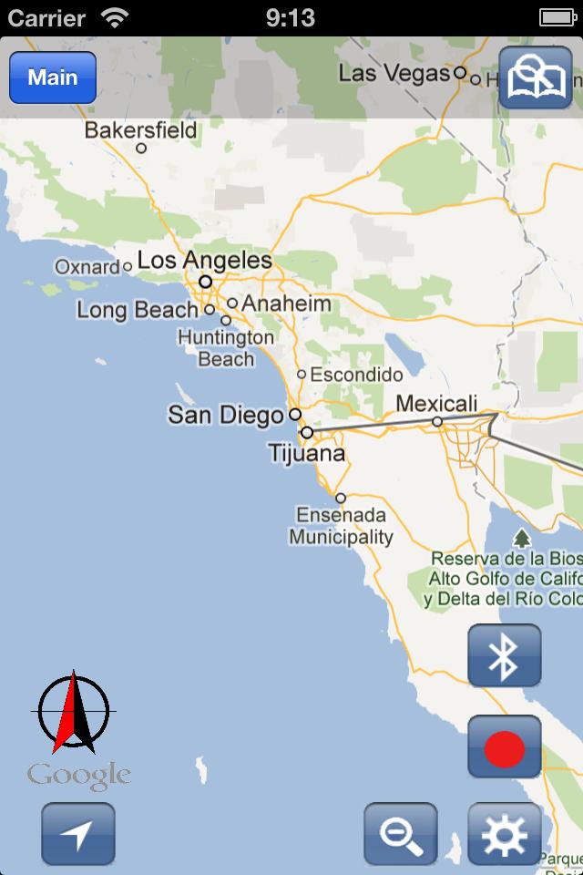 zMap: Tutorial 09 - GPS Share via Bluetooth