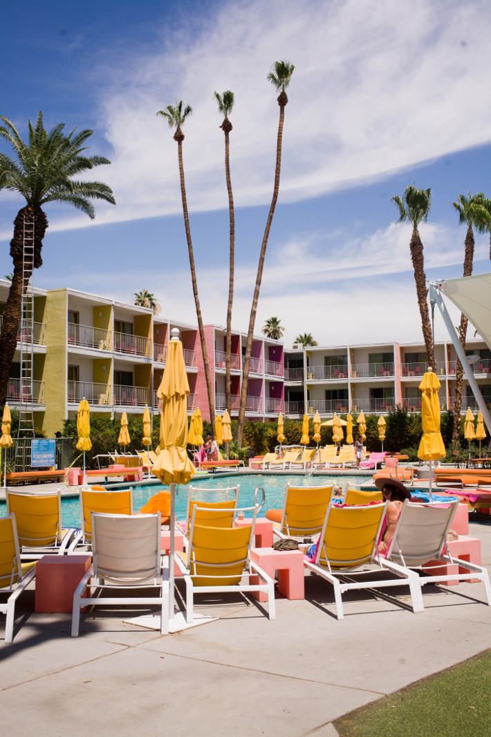 The Saguaro - Palm Springs