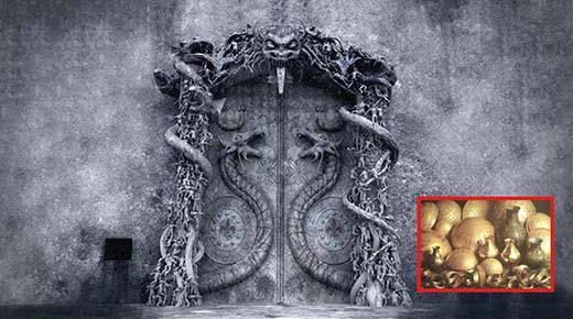 La misteriosa puerta sellada de un templo indio que nadie puede abrir