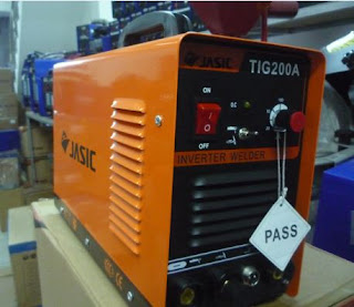 Hình ảnh máy hàn 2 chức năng JASIC TIG 200A