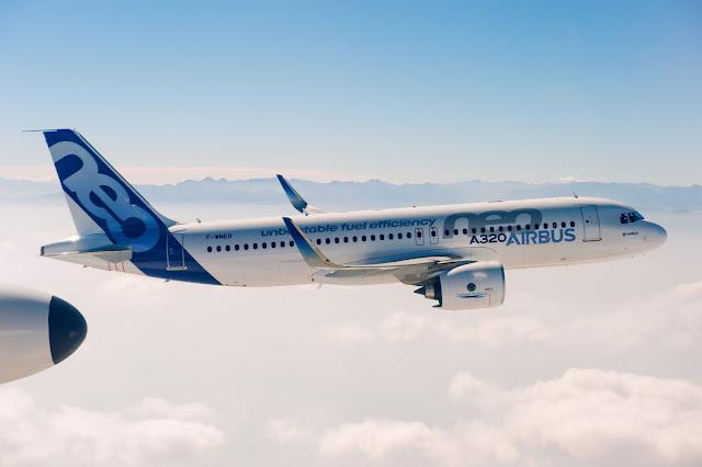Airbus A320NEO Original Livery