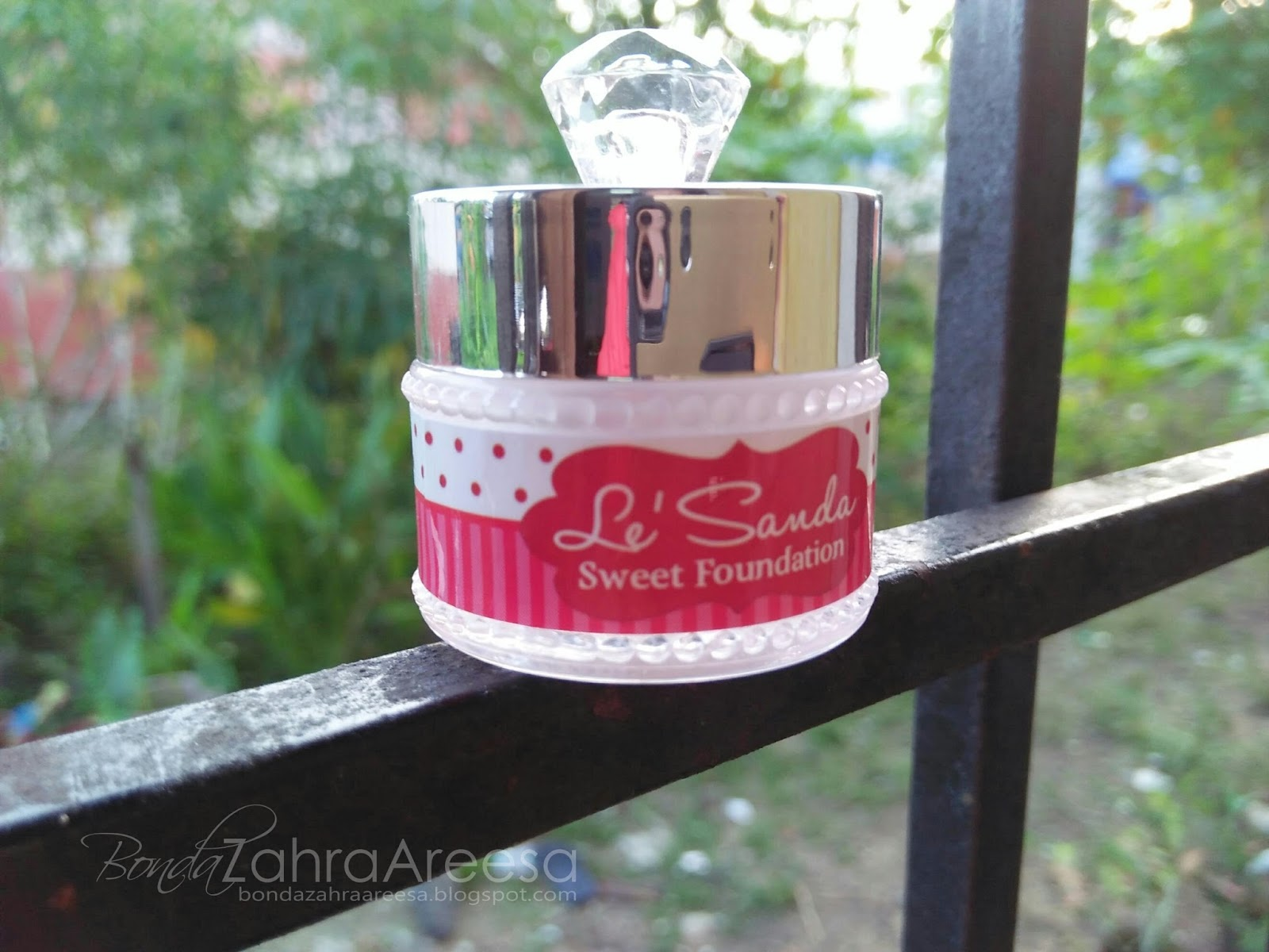 Beli Le'sanda Sweet Foundation Dapat Freegift