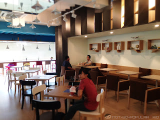 Cafe De Seoul in Taft Avenue