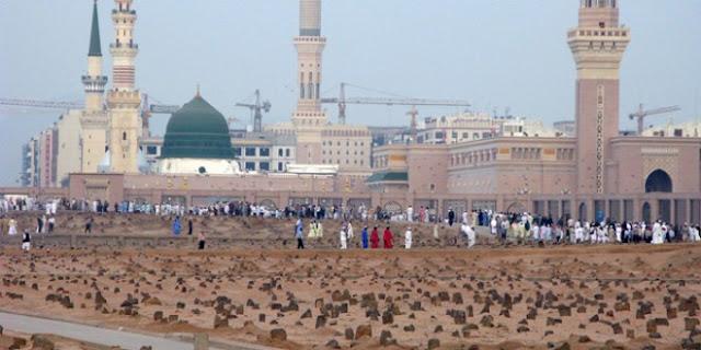 masjid Nabi shallallahu 'alaihi wa sallam