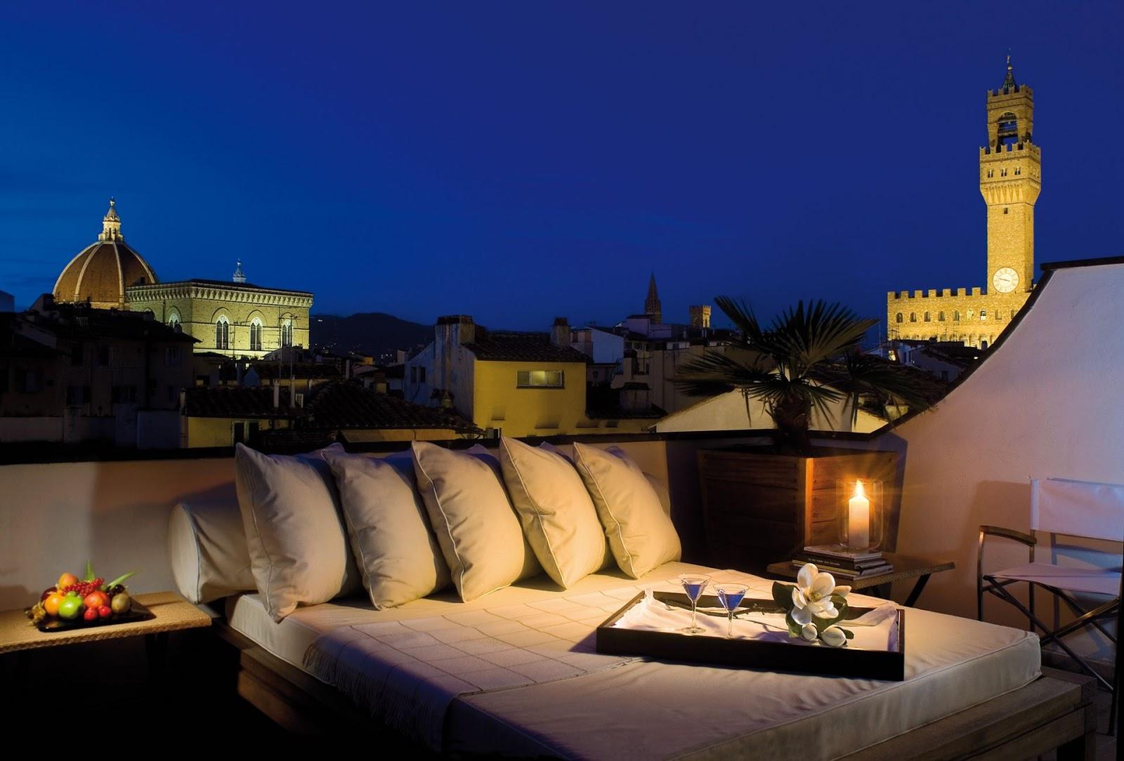 Hotel romantico Firenze