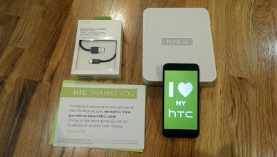 HTC 10 new