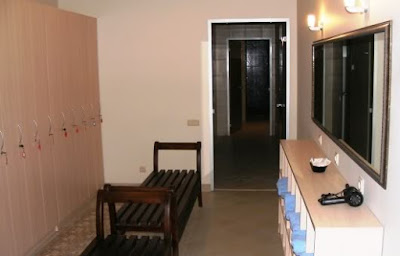 Persirengimo kambarys