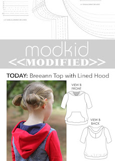 Modkid Breeann with Lined Hood