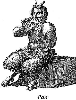 the great greek god pan Pan was the greek god of the wild, hunting (partially), rustic music and folk music great pan is dead earth outgrows the myth fancies sung beside her in her youth.