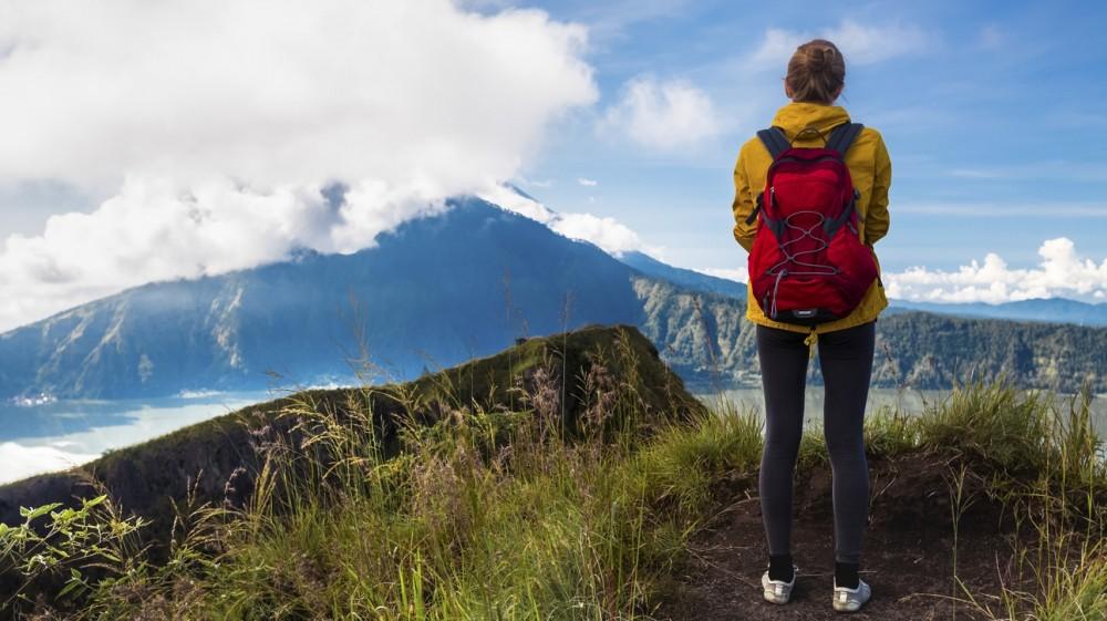 hiking, hike, mountain