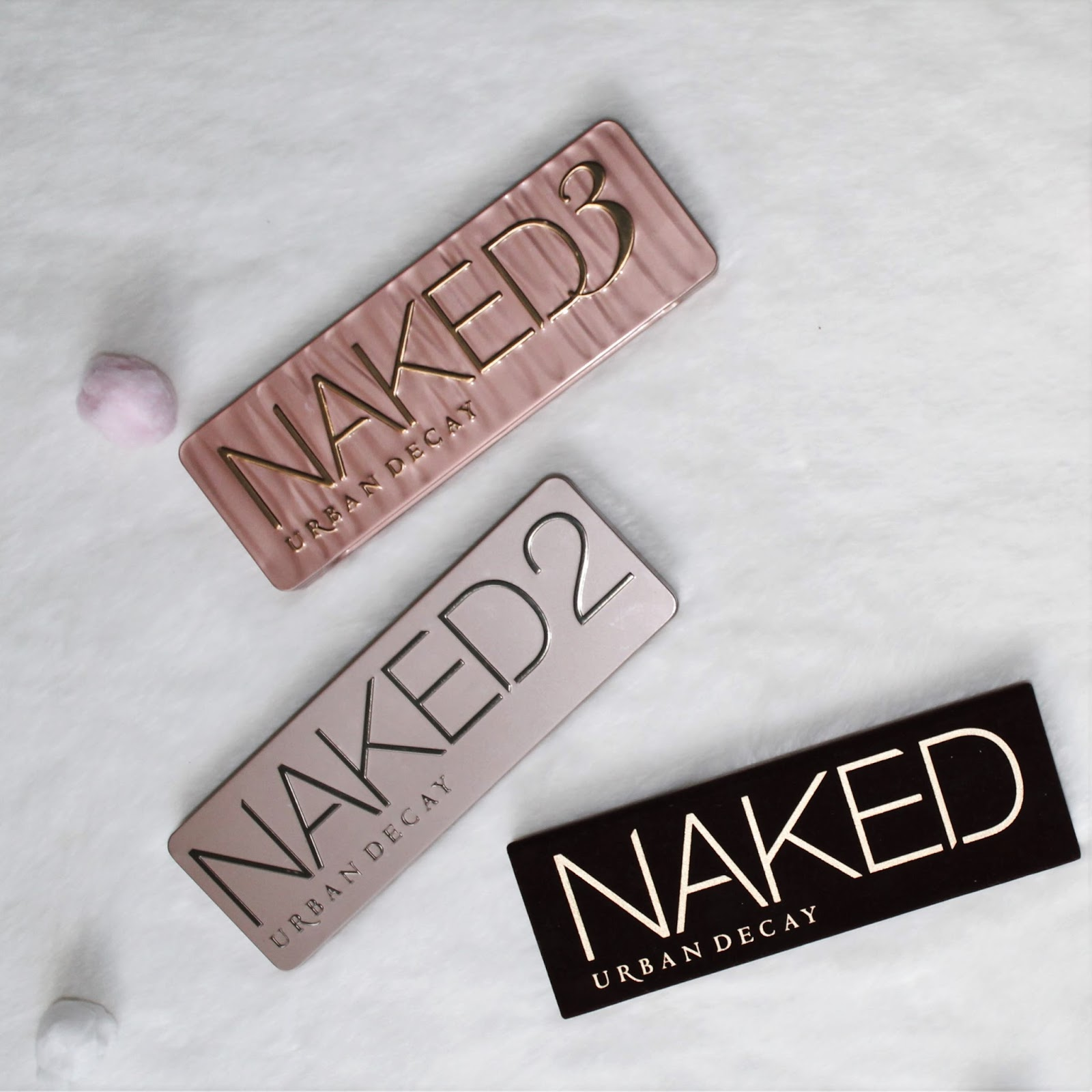 concours jeu gagne naked 1 2 3 urban decay palette maquillage