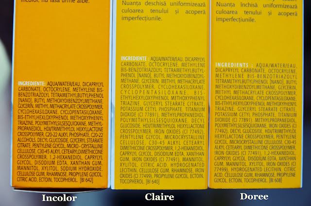bioderma aquafluide ingrediente