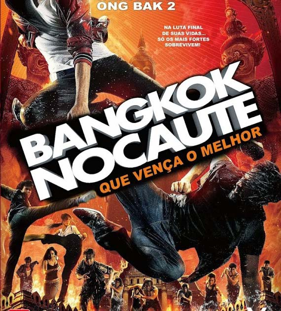 Bangkok Nocaute 2014 Full Movie Korean 300MB 480p BDRip