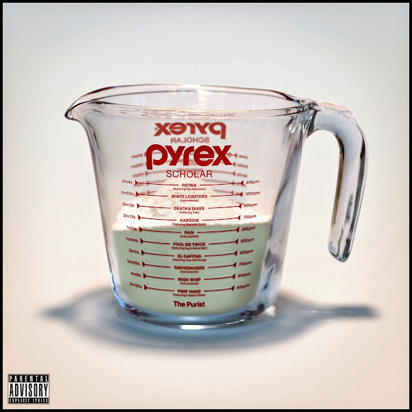 The Purist - Pyrex Scholar Cover
