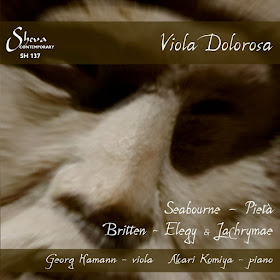 Peter Seabourne - Viola Dolorosa