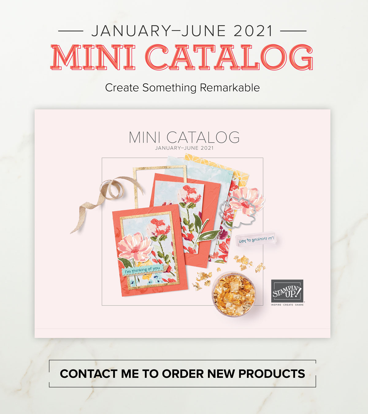 Mini January-June Catalog