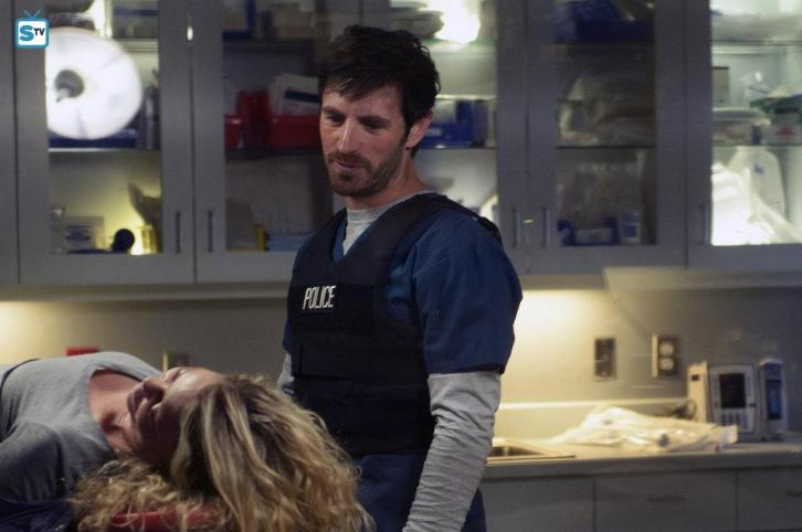 The Night Shift - Episode 3.09 - Unexpected - Sneak Peeks, Promo, Promotional Photos & Press Release