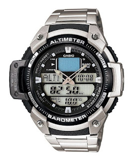 Casio Outgear SGW-400HD-1BVDR