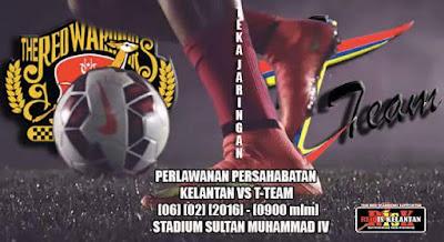 Kelantan vs t team 6.2.2016
