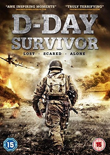 D-DAY SURVIVOR DVD REVIEW    - Let's Start With This One