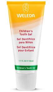 Creme dental Infantil Weleda