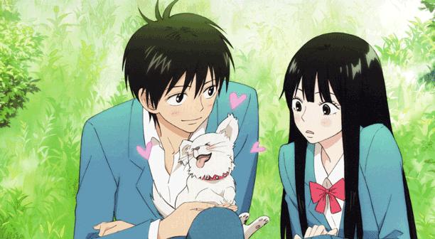 Pasangan Anime Terbaik - Kazehaya Shouta X Sawako Kuronuma