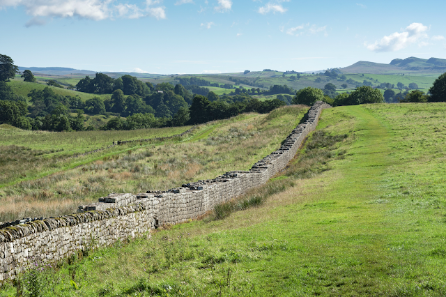 Hadrian's Wall being damaged by 'nighthawk' metal detectorists