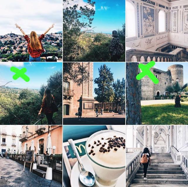 impostare il proprio profilo instagram secondo il metodo a scacchiera profilo instagram perfetto segreti e strategie fashionsobsessions.com @zairadurso