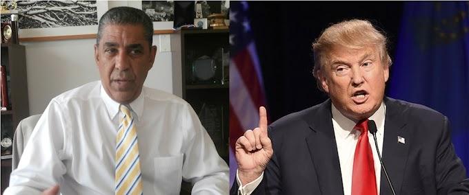Espaillat reacciona iracundo contra Trump por restablecer la Ley Mordaza Global