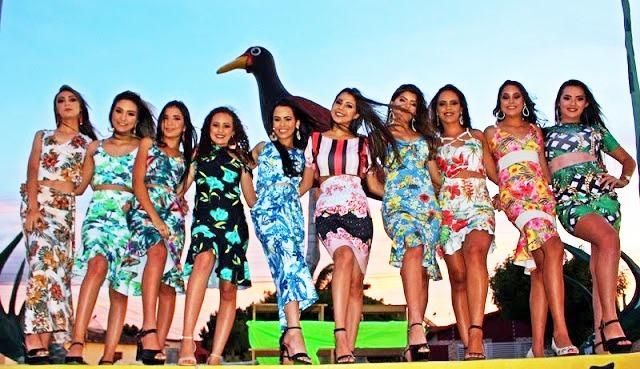 A Prefeitura Municipal de Jaçanã apresenta as 10 candidatas à 'Rainha do Caju'