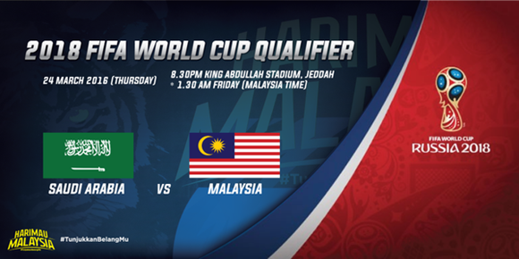 Arab Vs Malaysia Piala Dunia 2018