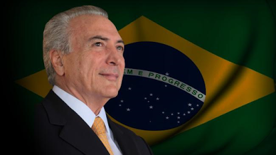 Brazilian president, Michel Temer abandons official residence, blames evil spirits