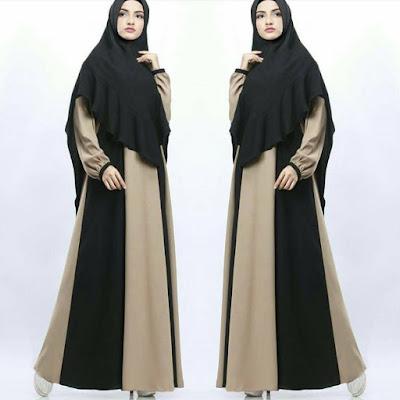 Fashion Hijab Muslimah Wanita Dewasa