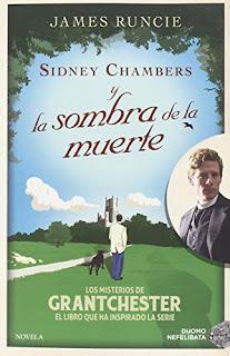 """Sidney Chambers y la sombra de la muerte"" - James Runcie"