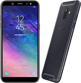 Gambar Samsung Galaxy A6 (2018) Warna Hitam