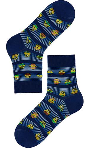Calzedonia calcetines cortos Minions