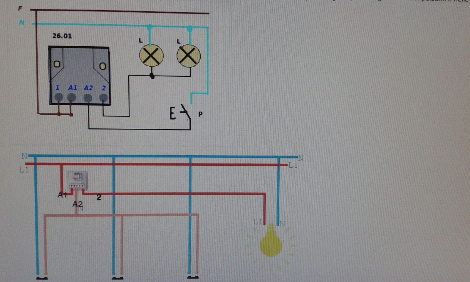 Schema Elettrico Per Collegare Un Relè : Tutorial sul collegamento di tre diversi relè passo passo finder