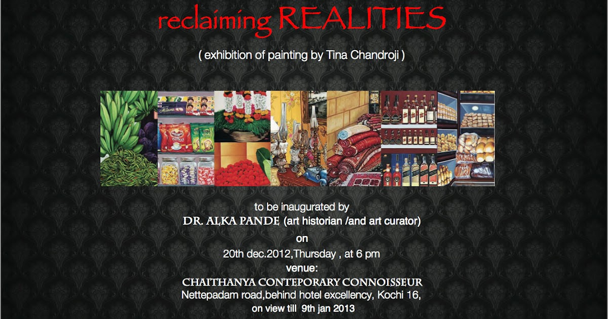 Reclaiming Realities At Chaithanya Spaceout