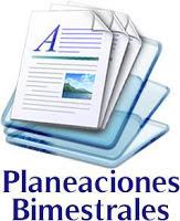 Quinto Bloque Planeaciones semanales de todos los grados  de 1°a 6°