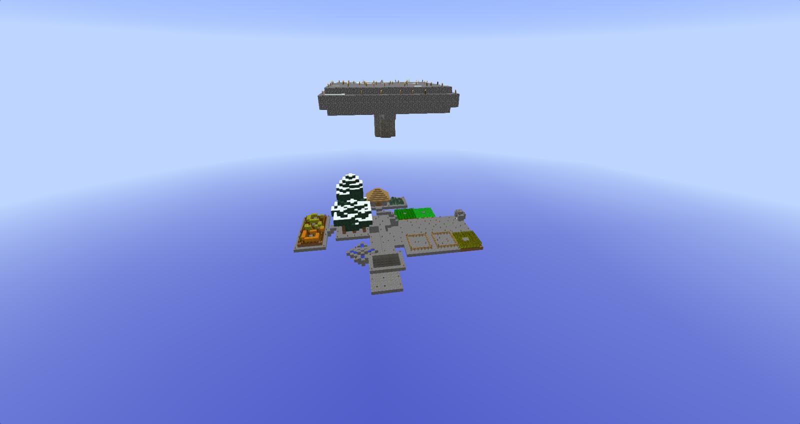 MineCraft SkyBlock: My SkyBlock World