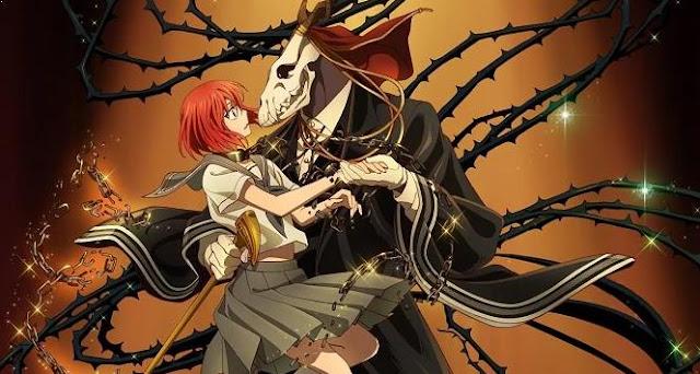 Mahoutsukai no Yome - Daftar Anime Fantasy Terbaik Sepanjang Masa