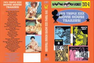 Bucky's '70s Triple XXX Movie House Trailers Vol. 8 (1997)