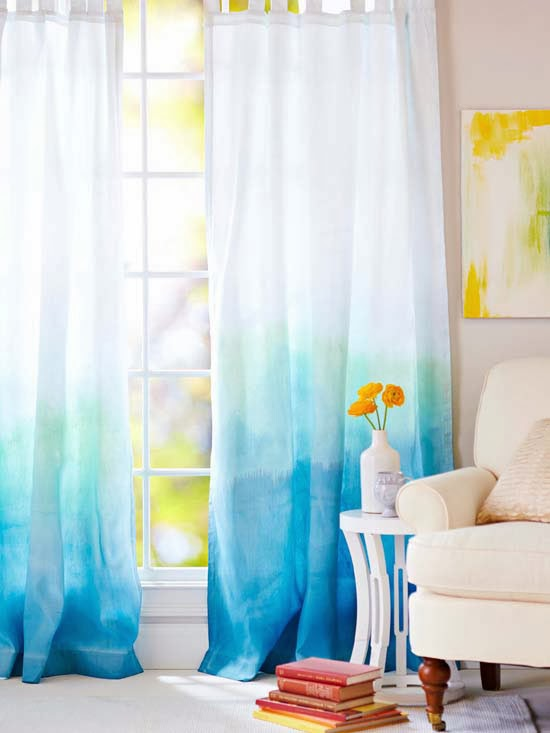 2014 Cheap And Easy Window Treatment Projects Ideas