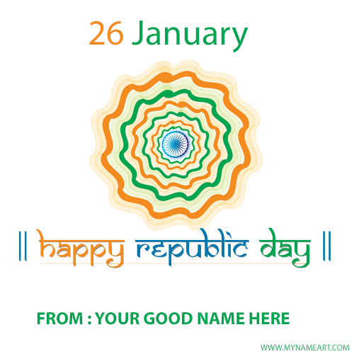 26 January Republic Day Greeting Cards Ecards And Cliparts