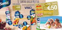 Logo Santàl : vinci Gift Card da 50 euro e viaggio alle Maldive