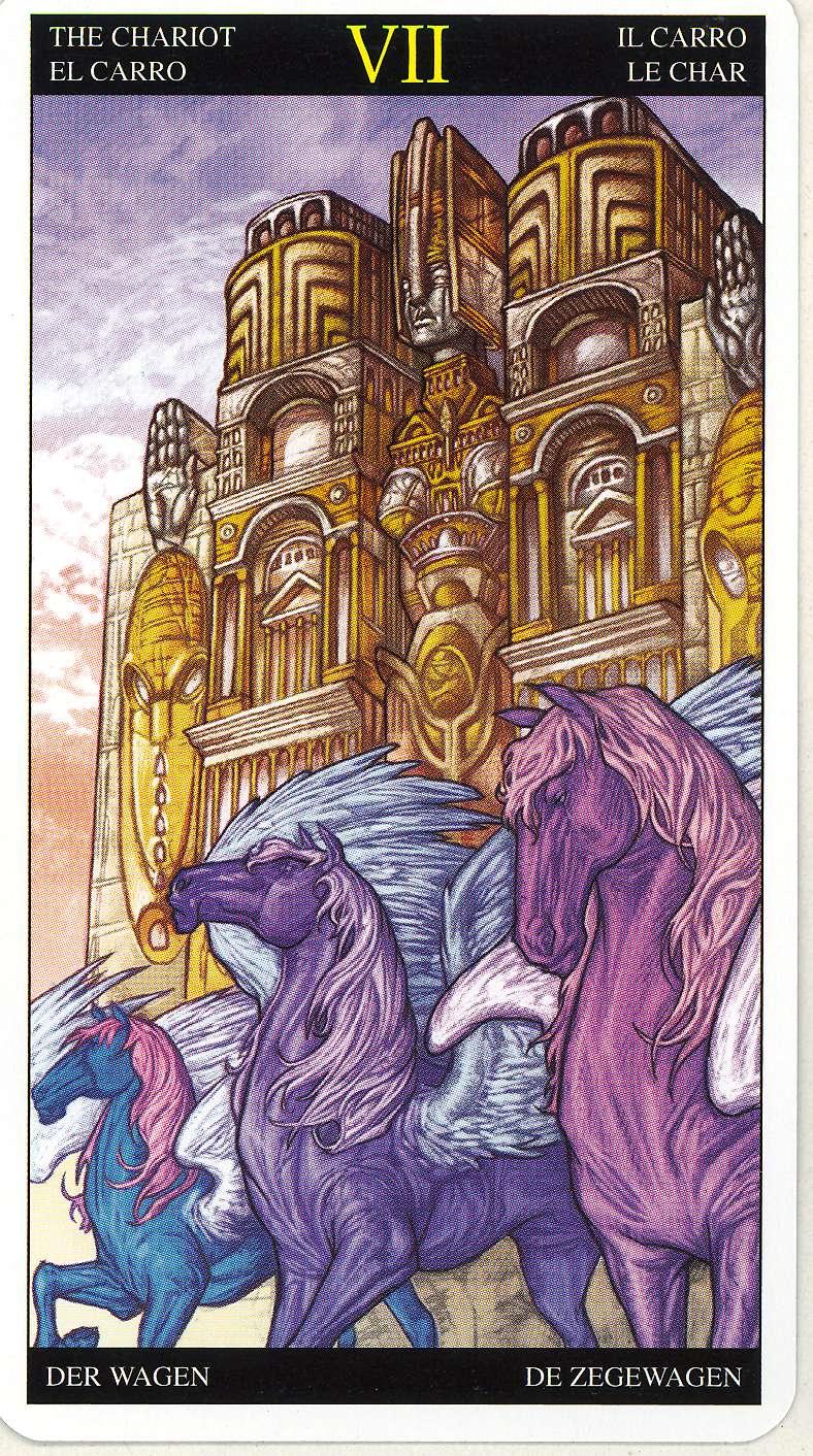 Universal Tarot: Inner Whispers: February 2011