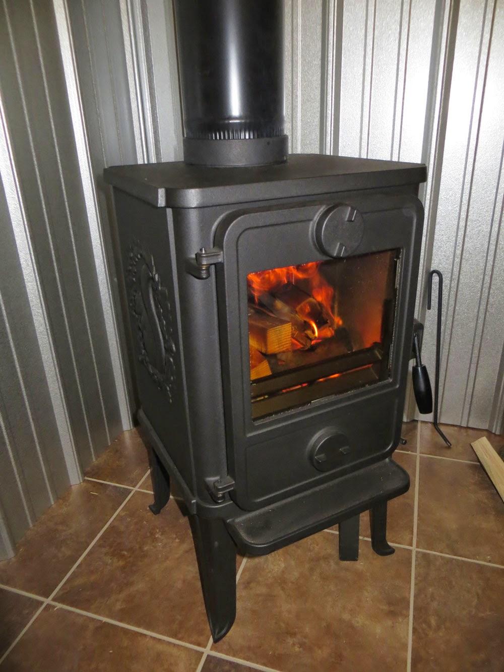 Maitri Homestead Morso 1410 Wood Stove Install Amp First